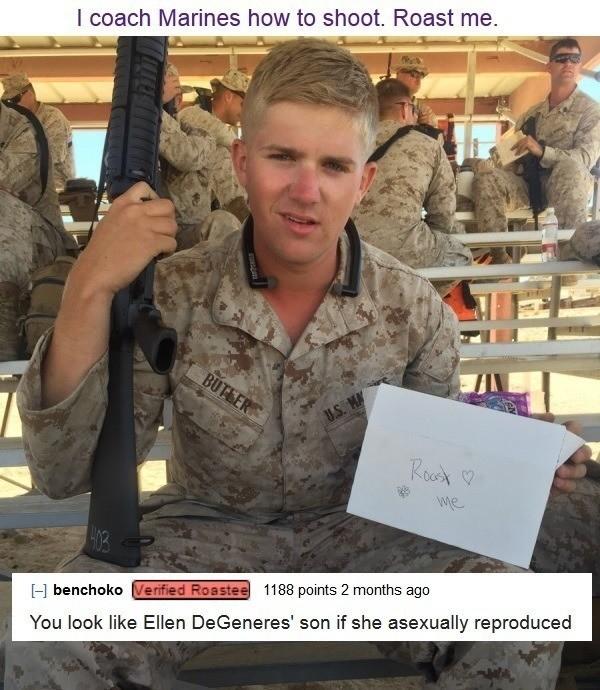 Coach Marines