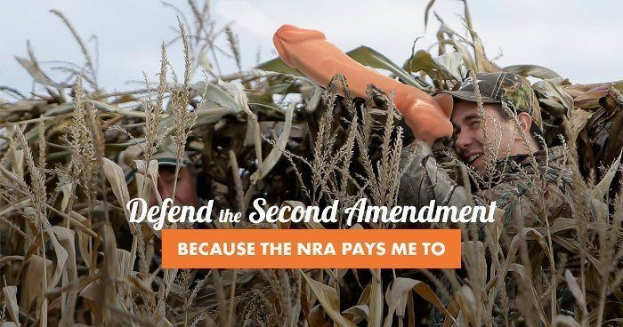 Defend The Second Amendment