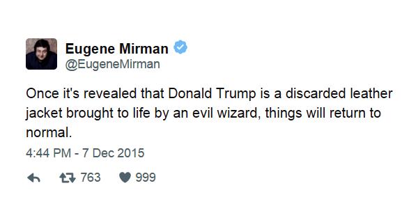 funniest tweets about donald trump og
