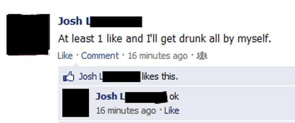 Get Drunk By Myself