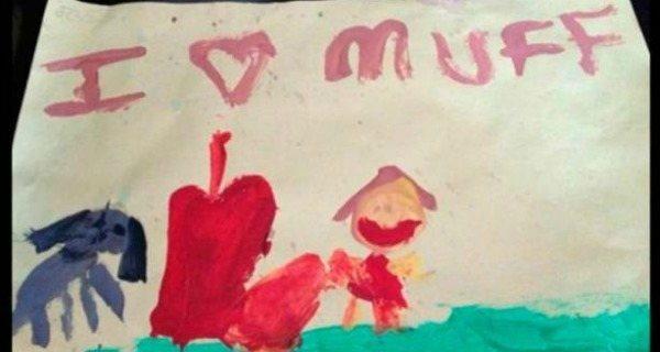 I Love Muff