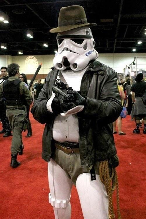 Indiana Trooper