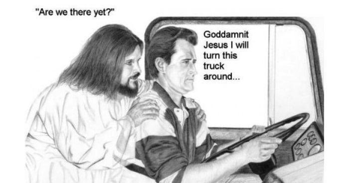 Jesus Jerk