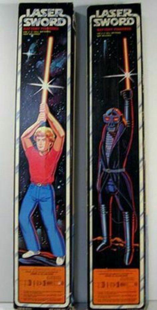 Laser Sword Bootleg Lightsaber