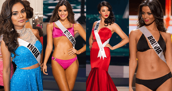 Miss Universe Pageant Sexist