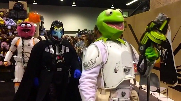 Muppet Star Wars Fan