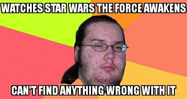 Neckbeard Star Wars