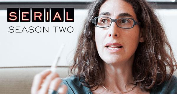 Sarah Koenig Serial