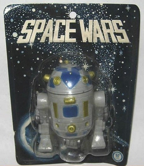 Space Wars R2 Bootleg