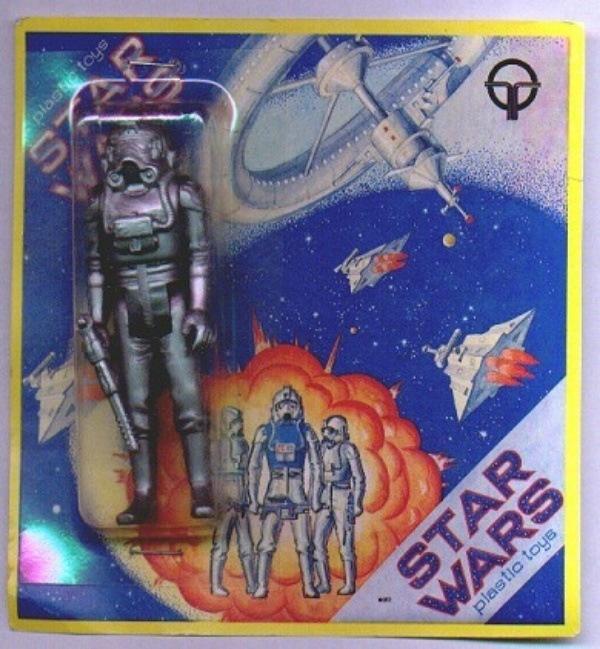 Star Wars Bootleg Atat Driver