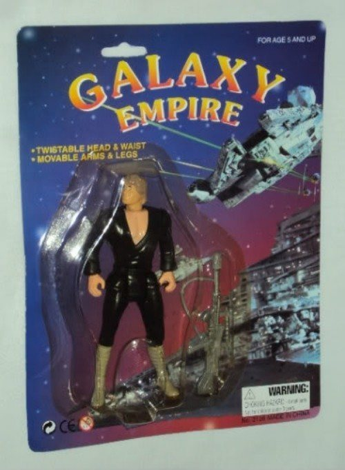Worst Star Wars Bootleg Toys Galaxy