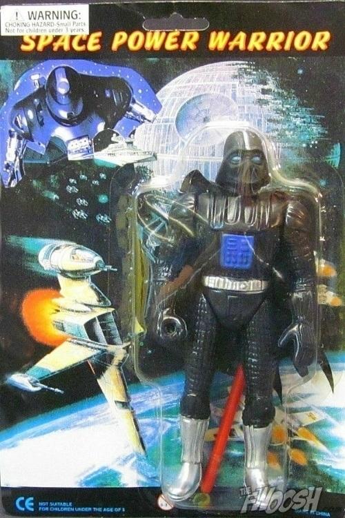 Star Wars Bootleg Space Power
