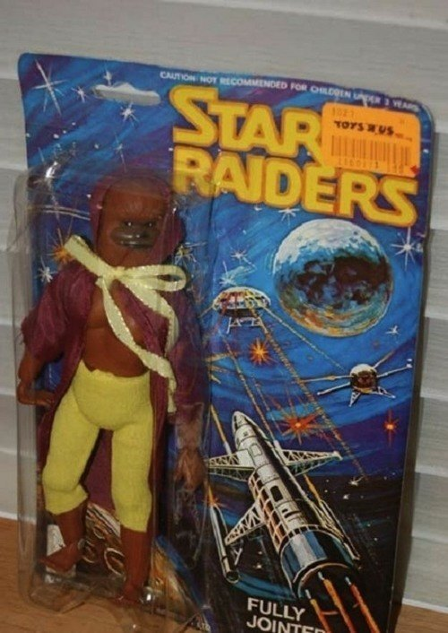 Star Wars Bootleg Star Raiders