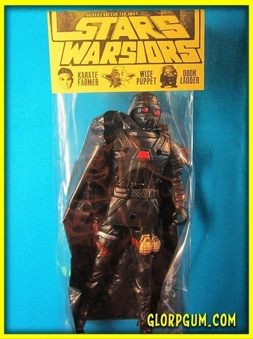 Stars Warsiors Bootleg