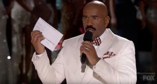 Steve Harvey Ballot