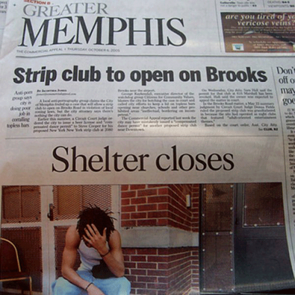 Strip Club Opens