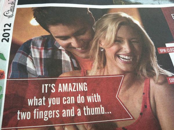 Two Fingers Thumb