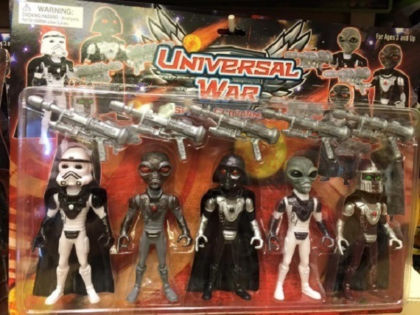 Universal War Bootleg