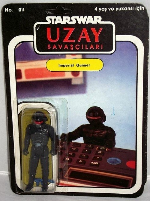 Uzay Calculator Bootleg