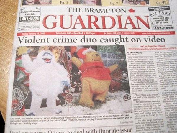 Violent Crime Duo