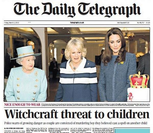 Witchcraft Threat