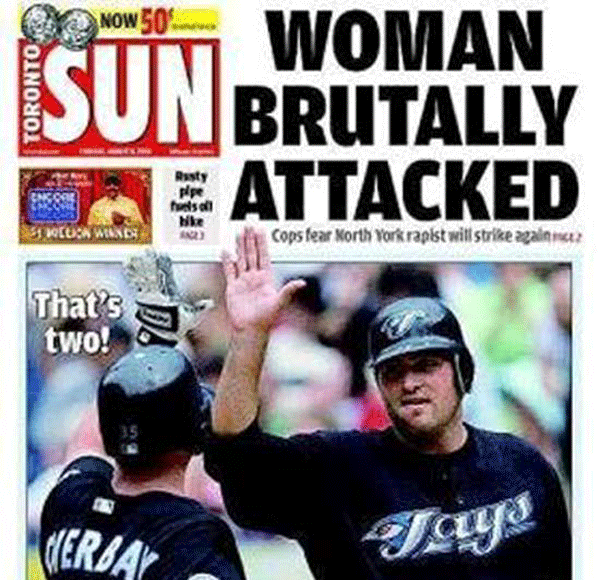 Woman Brutally Attacked