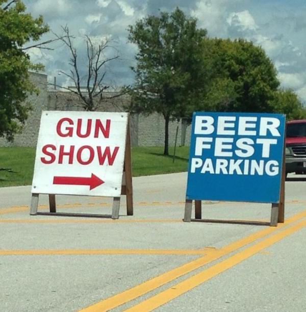 Gun Show Beer Fest