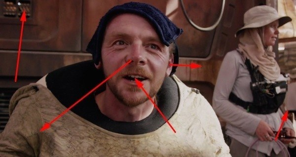 Simon Pegg Unkar Plutt