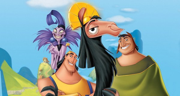 The Emperor's New Groove Video Game