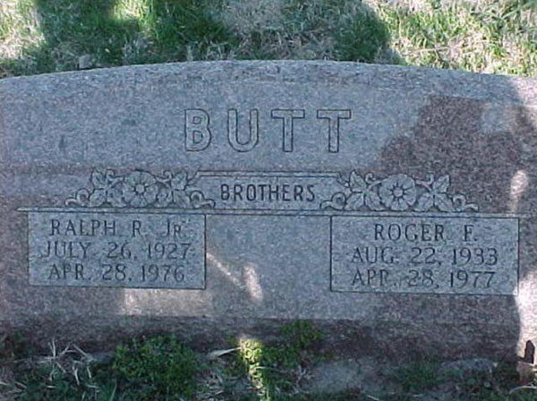 Butt Brothers