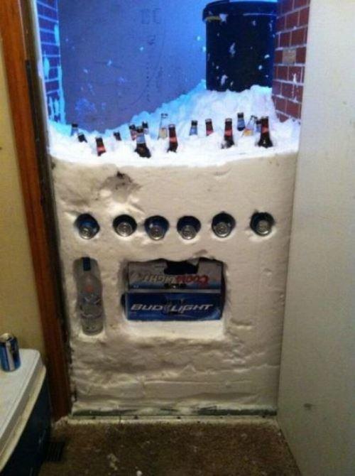 Canadian Refrigerator funny Canada photos