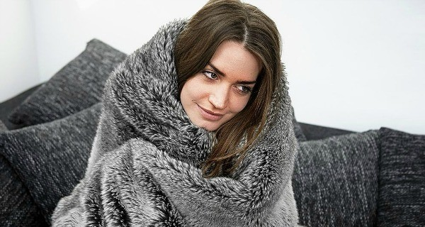 Chilly Woman