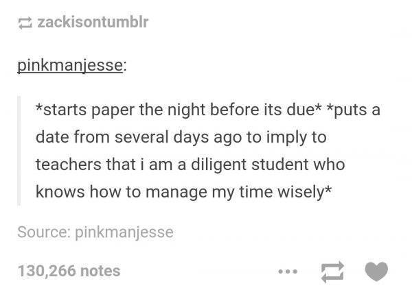 Dating Papers