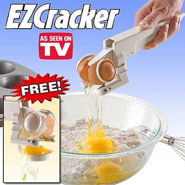 Ez Cracker Egg Separator
