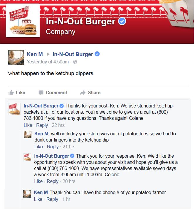 Ketchup Dippers