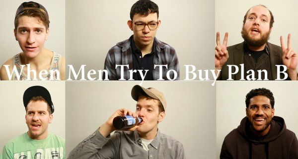 Men Buy Plan B