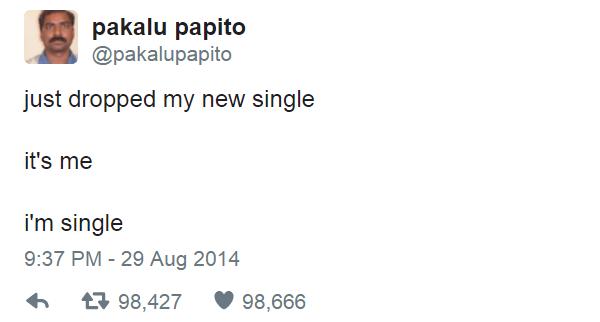 Pakula Papito Twitter