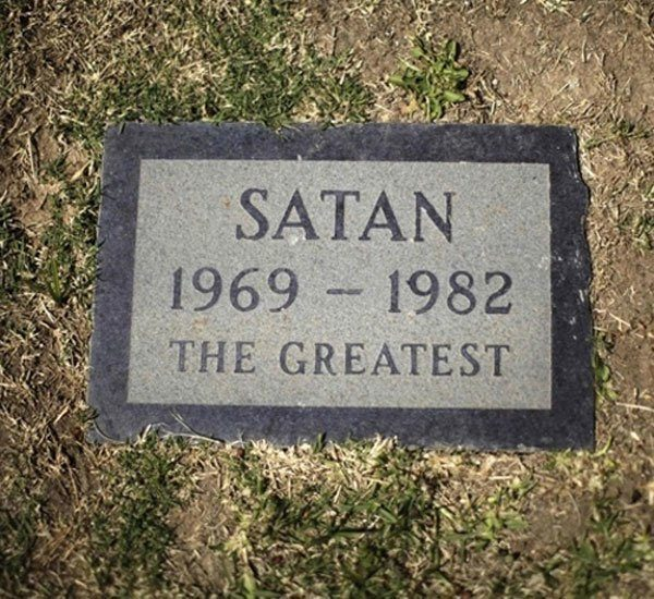 Satan The Greatest