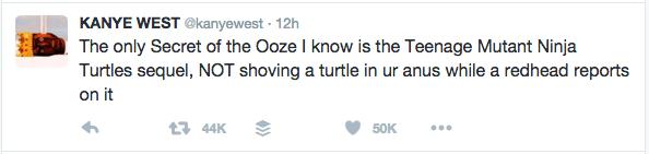 Secret Of The Ooze