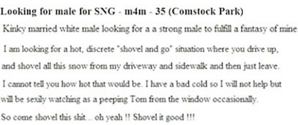 Shovel And Go