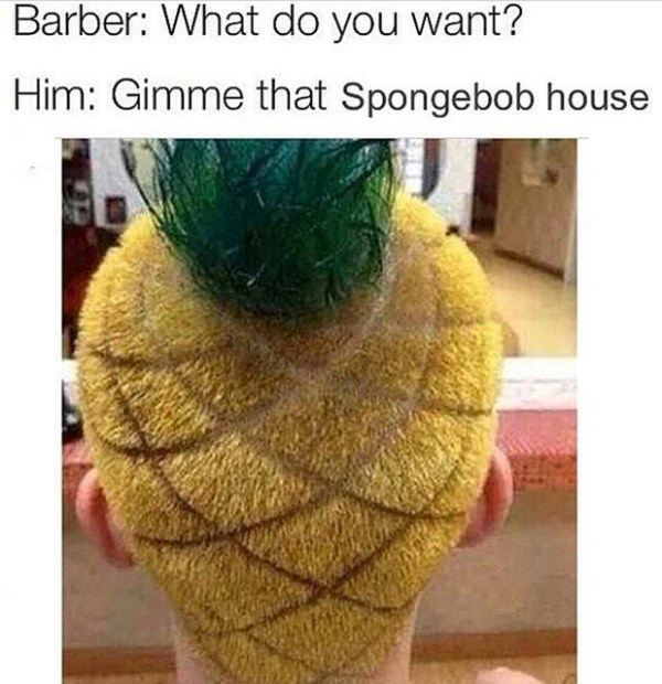 Spongebob House