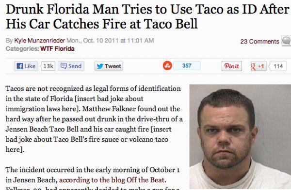 Taco Id