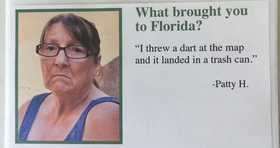 What Brought You To Florida