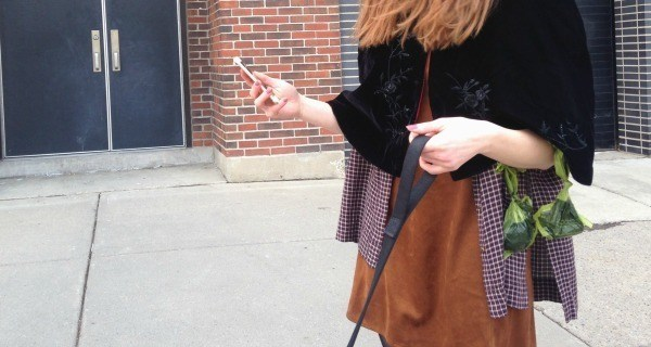 6 Handbag In Elbow