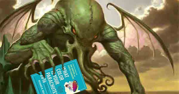 Cthulhu Step Up Game