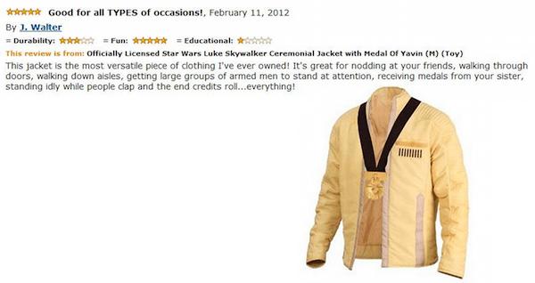Luke Skywalker Jacket