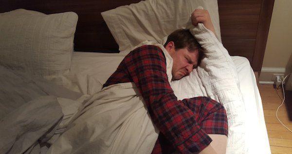 No Sleep For You