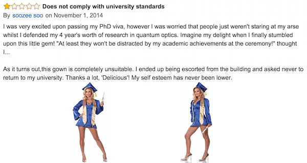University Gown