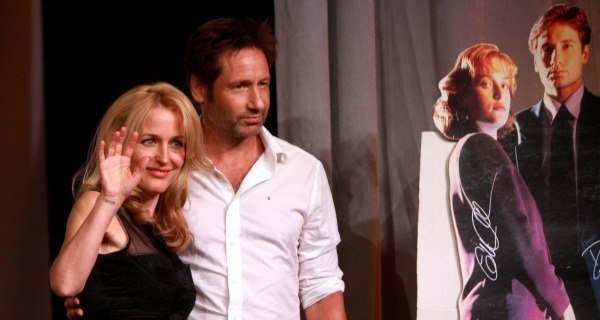 Anderson And Duchovny