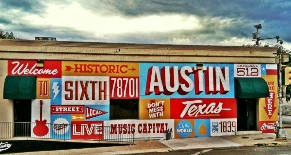Austin Cities For Creatives